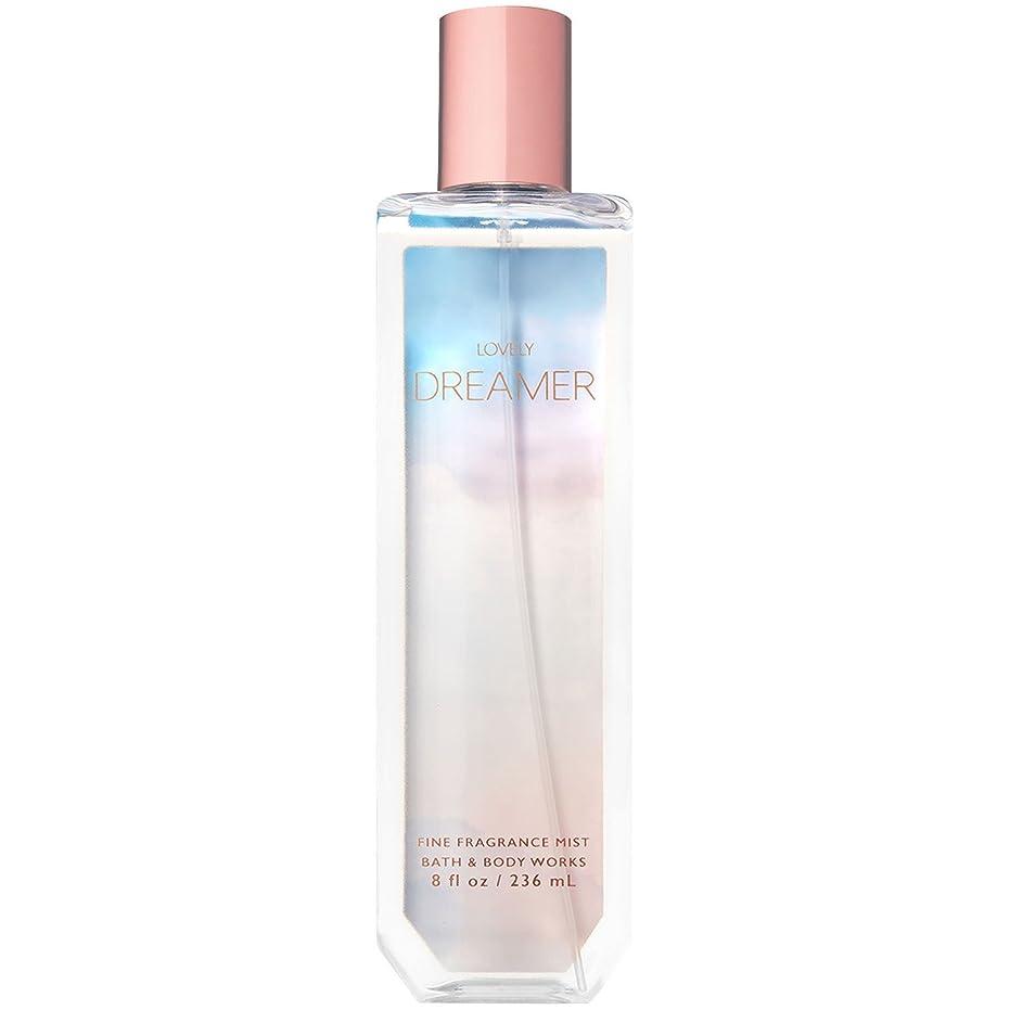 帆城センターバス&ボディワークス ラブリー ドリーマー ファイン フレグランスミスト Lovely Dreamer Fine Fragrance Mist