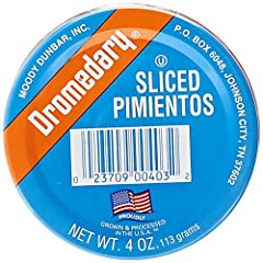 Sliced Pimientos Cover with water, add half teaspoon vinegar, re-cap and store in refrigerator up to seven days. Proudly grown & packed in USA.
