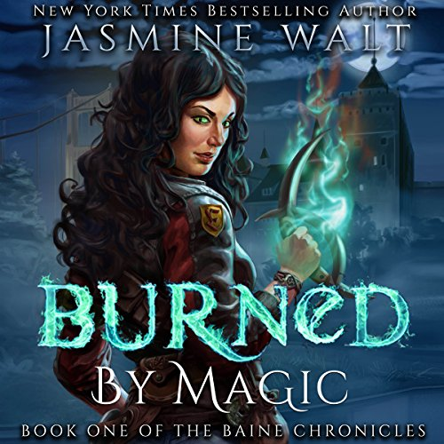 Burned by Magic Titelbild