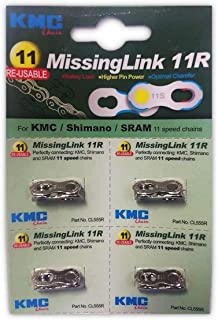 Best kmc missing link campagnolo 11 speed Reviews