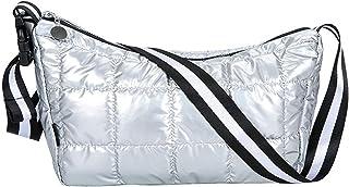 Wshizhdfuwstb Tote Bag for Women, Women' s Blockheaded Coat Messenger Bag Fashion Large- capacity Wideband Ladies Space Ba...