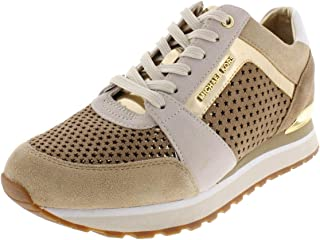 Michael Michael Kors Womens Billie Signature Sneakers Trainers