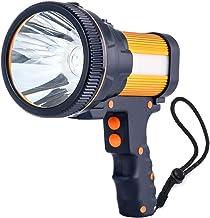 ALFLASH Led zaklamp lantaarn 7000 lumen 6600mAh USB oplaadbare CREE LED handlamp outdoor waterdicht super helder draagbare...