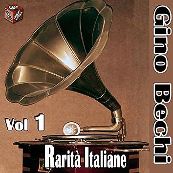 Rarità italiane, Vol. 1