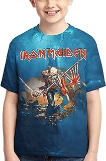 Boys,Girls,Youth Iron Maiden T Shirts