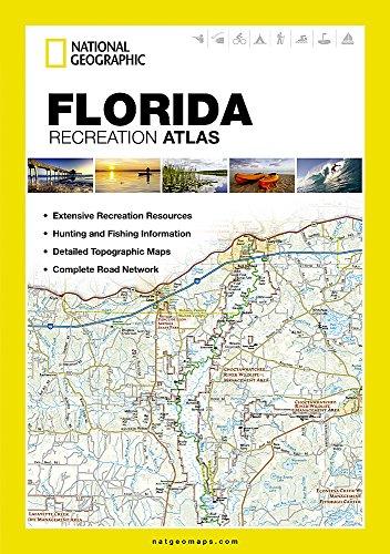 Florida Recreation Atlas (National Geographic Recreation Atlas)