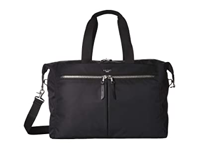 KNOMO London 15 Stratton Travel Duffel (Black) Bags
