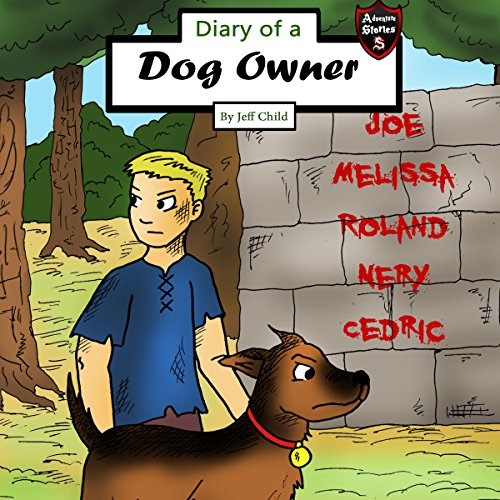 Diary of a Dog Owner audiobook cover art