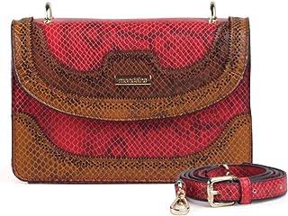 10a174f42 Moda - Vermelho - Bolsas / Feminino na Amazon.com.br