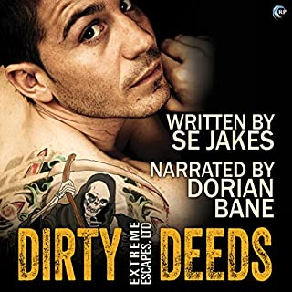 Dirty Deeds                   By:                                                                                                                                 SE Jakes                               Narrated by:                                                                                                                                 Dorian Bane                      Length: 2 hrs and 30 mins     19 ratings     Overall 4.3
