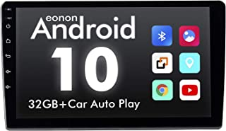 2021 Double Din Car Stereo, 2GB+ 32GB Android 10 Radio with Bluetooth 4.0, Built-in DSP, Eonon 9 Inch Car Radio with IPS S... photo