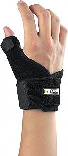 Bracoo Thumb Stabilizer Support Brace, Spica, CMC Splint for Arthritis, De..