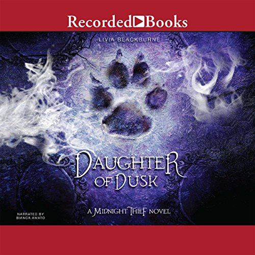 Daughter of Dusk audiobook cover art