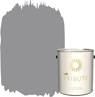 KILZ TRIBUTE Interior Eggshell Paint and Primer in One, 1 Gallon, Nomad's Trail (TB-35)
