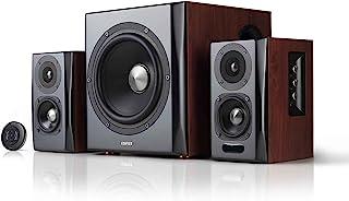 Edifier S350DB Bookshelf Speaker and Subwoofer 2.1 Speaker System Bluetooth v4.1 aptX Wireless Sound for Computer Rooms, L...