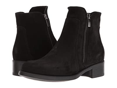 La Canadienne Saria (Black Suede) Women