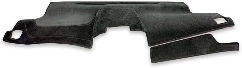 Coverking Custom Fit Dashcovers for Select Acura TL Models - Velour (Charcoal)