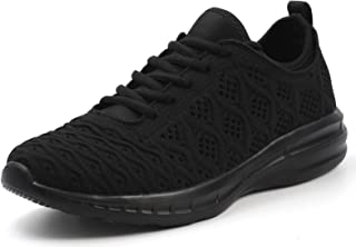 JOOMRA Women Lightweight Sneakers 3D Woven Stylish Athletic Shoes