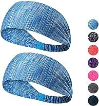 Rosennie 9PCS Magic Scarf Bandana Kopftuch Outdoor Kopfbedeckung Bandana Sport Tube UV Gesichtsabdeckung Workout Wandern Nackenw/ärmer Face Shield