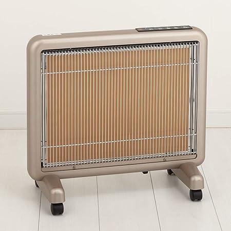 パネルヒーター 限定カラー3色 サンルミエ800SD オレンジパネル rev.2 遠赤外線暖房の決定版 (メタリックゴールド)