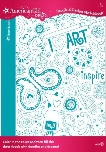 American Girl Doodle & Design Sketchbook, Art