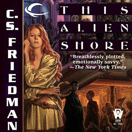This Alien Shore cover art