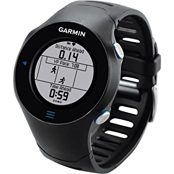 Garmin Forerunner 610 Touchscreen GPS Watch With Heart Rate Monitor