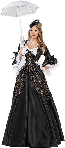 entrega rápida Disfraz de marquesa Deluxe Deluxe Deluxe mujer M  compras de moda online