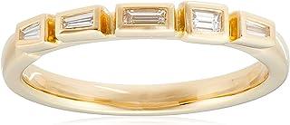 [ベルシオラ] BELLESIORA 【 K18YGイエローゴールドダイヤモンドリング 】 4018231100203013 日本サイズ13号