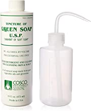 Cosco Green Soap 1 Pint + SQUEEZE BOTTLE 8oz