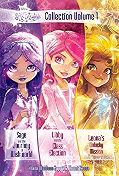 Star Darlings Collection: Volume 1: Sage and the Journey to Wishworld; Libby and the Class Election; Leona's Unlucky Mission by [Shana Muldoon Zappa, Disney Storybook Art Team]