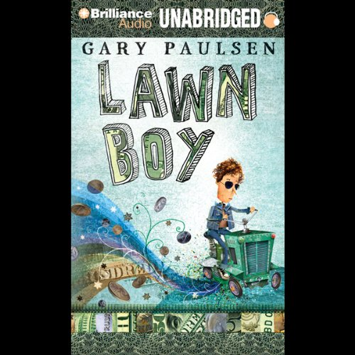 Lawn Boy audiobook cover art