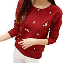ZFADDS Autumn Sweater Women Embroidery Knitted Winter Sweater Pullover Tricot Jersey Jumper