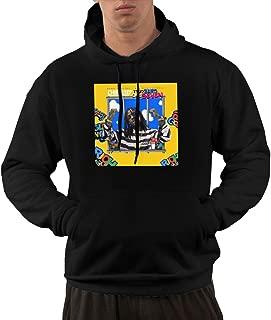 Chief Keef Men's Hoodie Sweatshirt Classic Black Fashion Comfortable