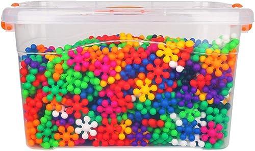 Zhongsufei Plastikbaustein-Früherziehung-Puzzle-Kinderdesktop-Spielwaren