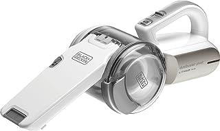 Black+Decker Cordless Dustbuster Pivot Handheld Vacuum Cleaner, 14.4 V 1.5 Ah Li-Ion Battery with Charging Base, 440 ml, 2...