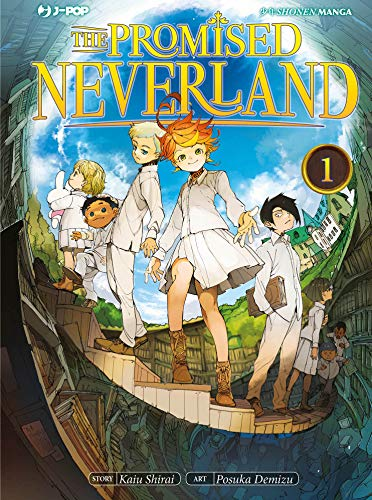The promised Neverland: 1 (J-POP)