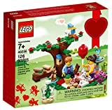 Lego Valentine Picnic Building Kit 126 Piece