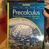 Precalculus: Graphical, Numerical & Algebraic ATE
