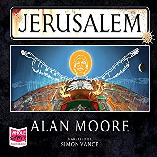 Jerusalem cover art