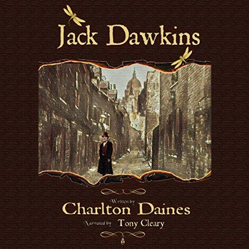 Jack Dawkins audiobook cover art