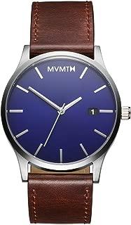 Classic Watches   45 MM Men's Analog Minimalist Watch