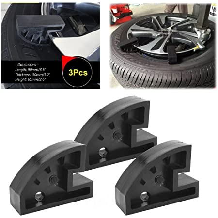 2pcs Tire Changer Bead Clamp Rim Wheel Changing Helper Clamp Tyre Changer Mount Drop Center Tool Depressor Clamping Tools