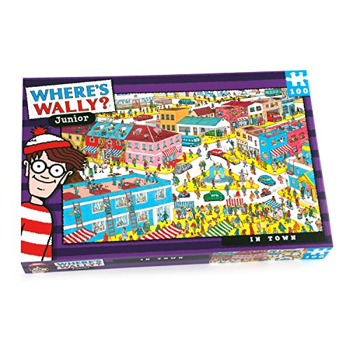 Wally Town Puzzle