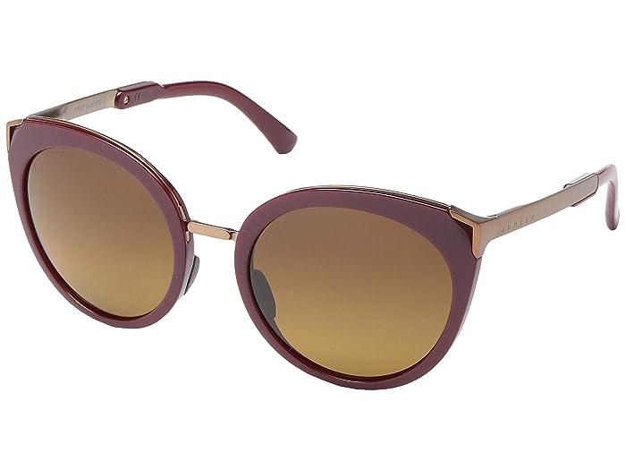 Oakley 56 mm Top Knot (Vampirella) Fashion Sunglasses