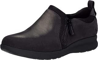 Clarks Women's Un Adorn Zip Sneaker