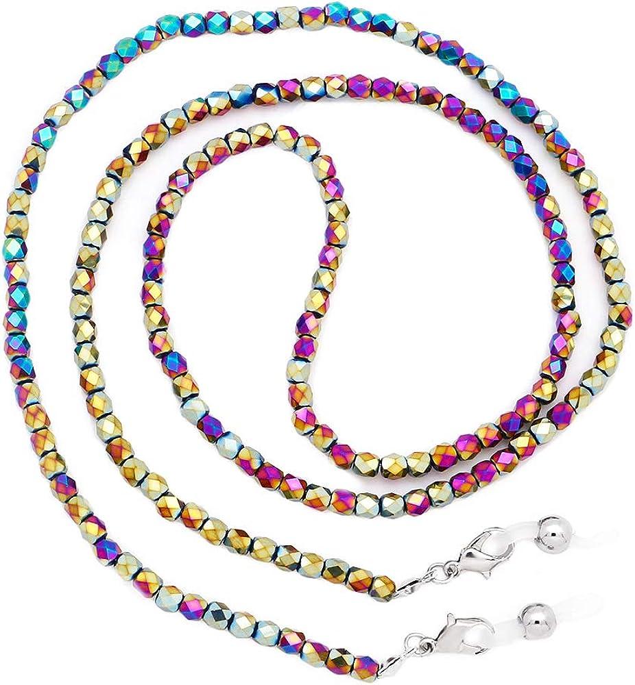 KAI Top Dedication Eyeglass Chain Sunglasses Bead Glass Mask Brand Cheap Sale Venue Fashion