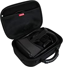 Hermitshell Hard Travel Case for Oculus Quest All-in-one VR Gaming Headset (Black)