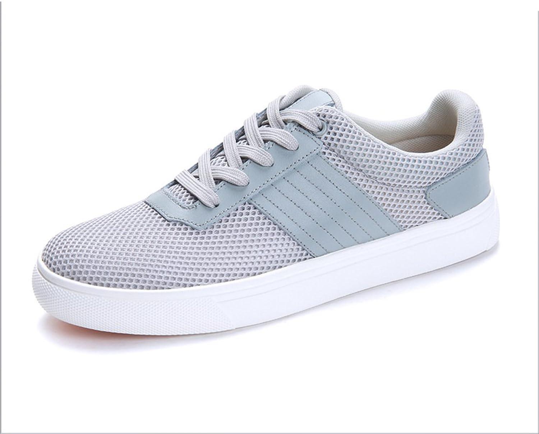 WLJSLLZYQ Men shoes Summer Mens Sports shoes Flat mesh shoes