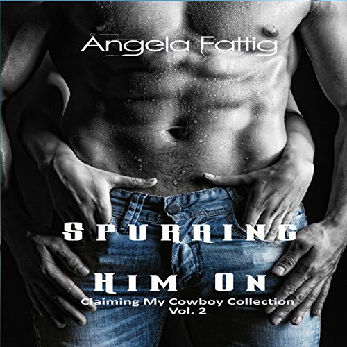 Spurring Him On audiobook cover art